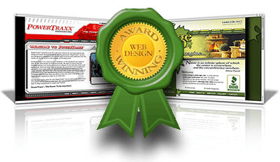 Award winning sites