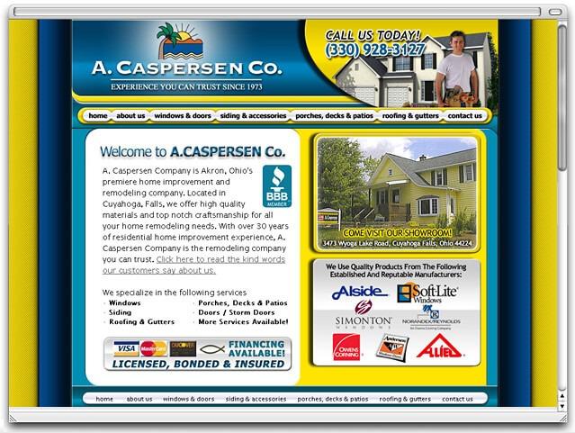 A. Caspersen Co.
