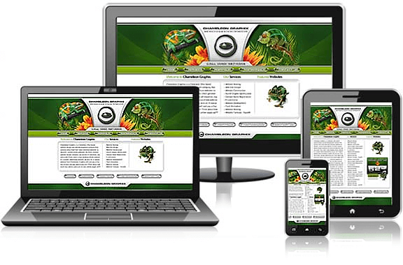 Chameleon Graphix sites