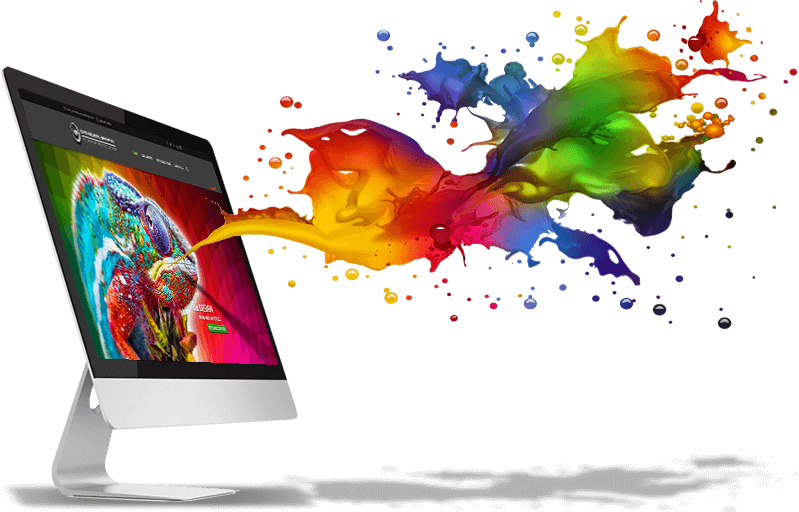 Make a splash with our responsive web design company