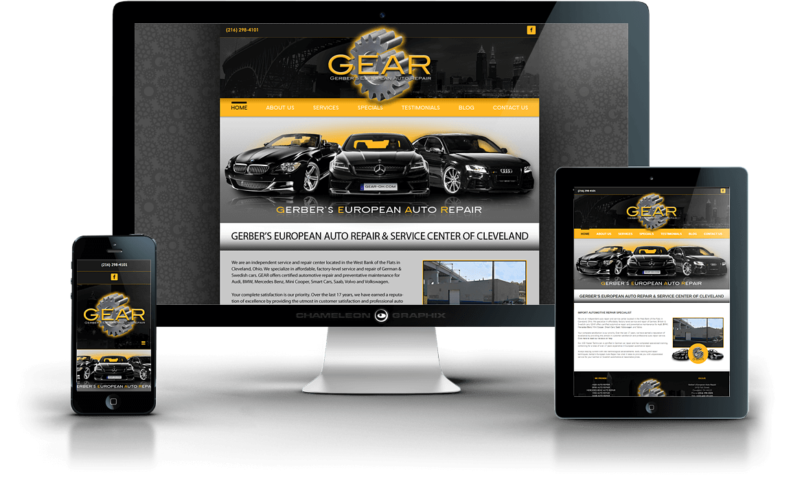 GEAR – Gerber's European Auto Repair