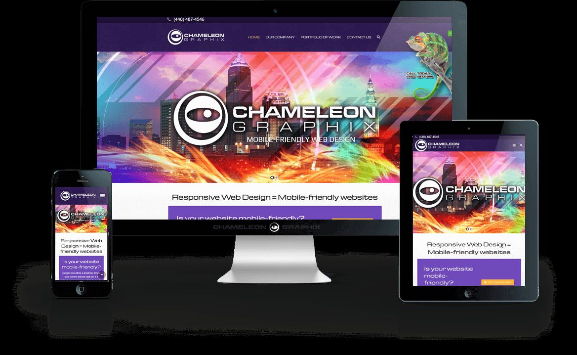 Cleveland Oh Responsive Website Design: Cleveland Website Designer
